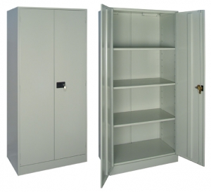 Шкаф металлический архивный ШАМ - 11