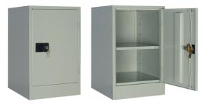 Шкаф металлический архивный ШАМ - 12/680